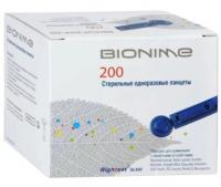 Ланцеты для глюкометра Bionime Rightest GL300 №200