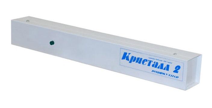 Кварцевая лампа закрытого типа кристалл-2 в интернет-магазине.