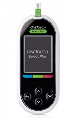 Глюкометр OneTouch Select® Plus