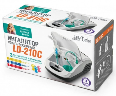 Компрессорный ингалятор Little Doctor LD-210C